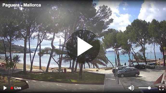 Webcam Paguera Mallorca