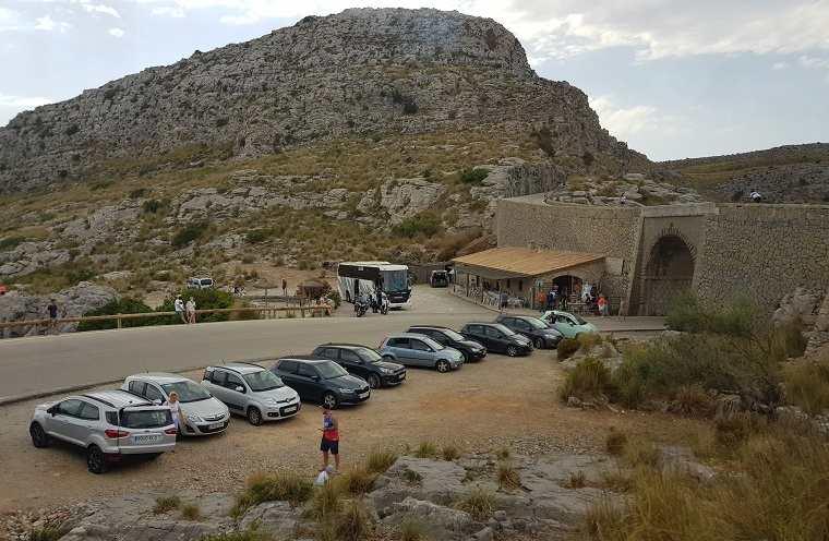 Wandern auf Pagueras Bergen?