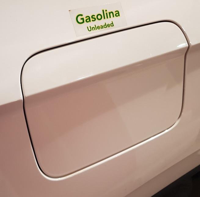 Gasolina-Tankdeckel-Mietwagen-Paguera-Mallorca