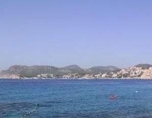 Kann Ich in Paguera Cala Fornells im Meer baden?