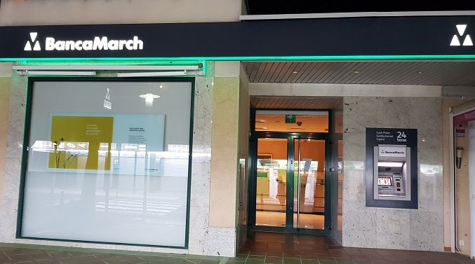 Banca-March-Peguera-Bank-bulevar-de-peguera
