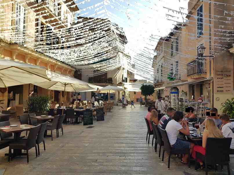 Restaurants-in-Alcuida-Mallorca-Altstadt
