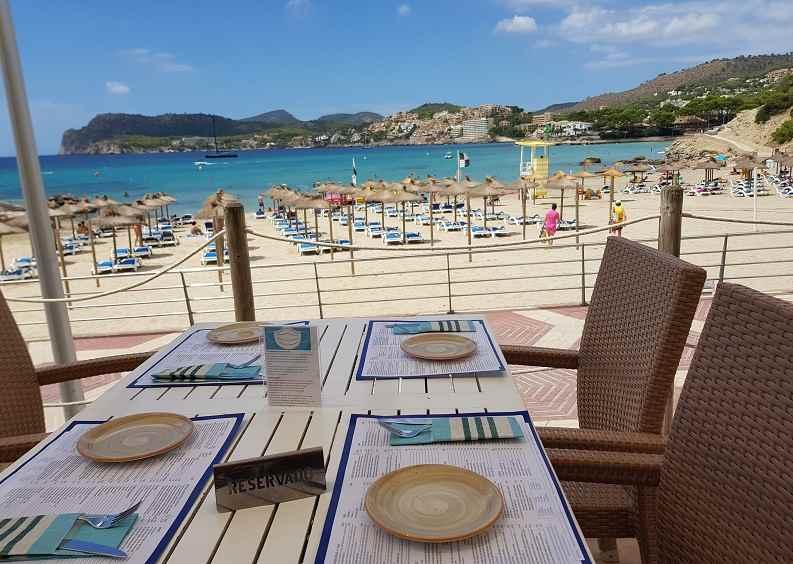 Blick-vom-Sotavento-Paguera-Restaurante